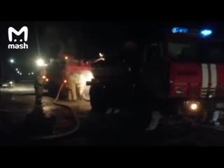 При пожаре в пансионате для престарелых в Башкирии погибли 11 челове