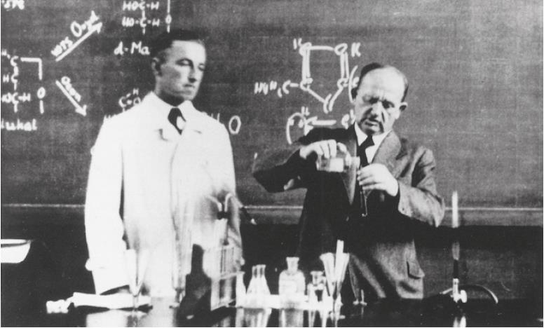 Ханс Фишер (1881-1945)
