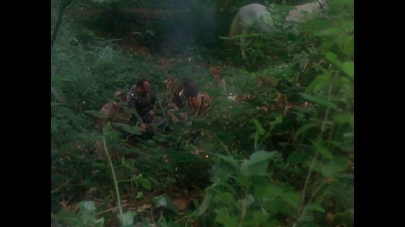 Робин из Шервуда Робин Гуд Robin of Sherwood 1984 1986 Сезон 1 серии 5 6 Перевод НТВ VHS
