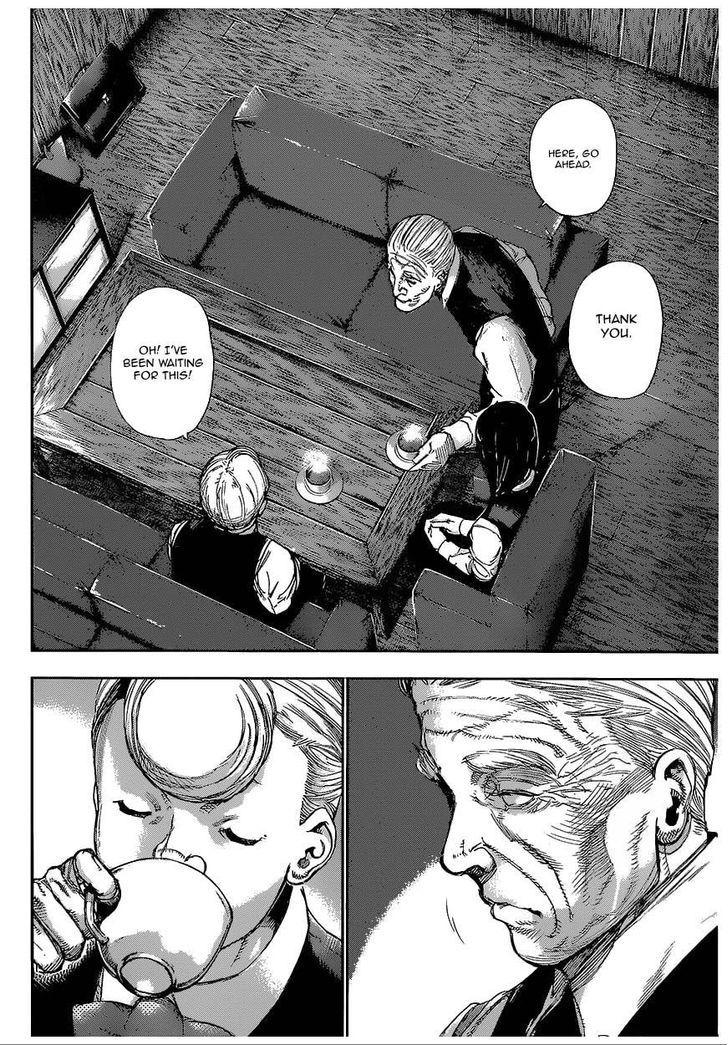 Tokyo Ghoul, Vol.13 Chapter 125 Destructive Spiral, image #14
