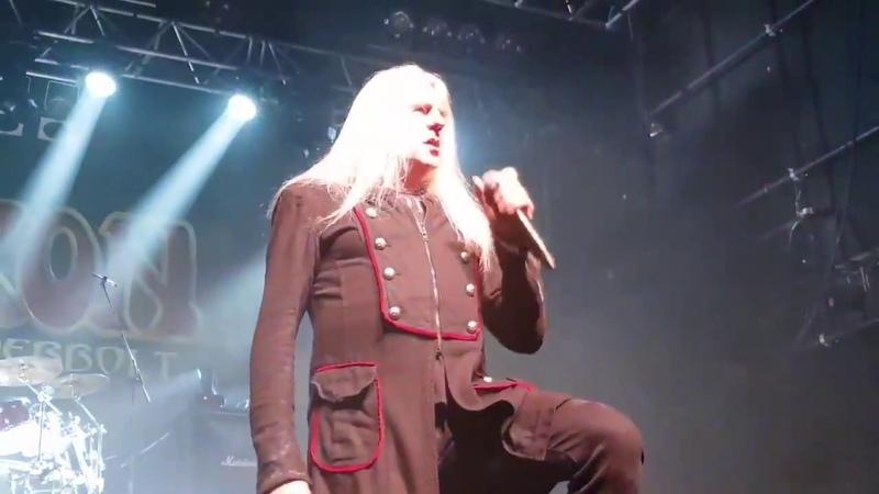 Saxon Thunderbold LIVE VIDEO