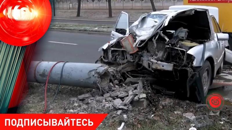 Подборка ДТП аварий и происшествий на дорогах Беларуси