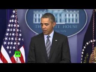 Заявление Барака Обамы по Украине