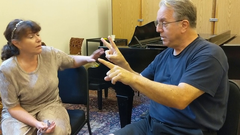 Leopold Auer Society interview with violist Eric Shumsky
