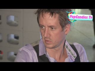Chad Lindberg greets fans at Alex Cross Premiere at Arclight in Hollywood