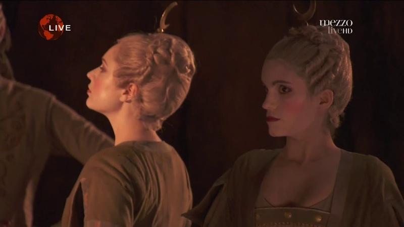 Rameau Hippolyte et Aricie 1 lE cONCERT d'Astrée Emmanuelle Haïm 2012