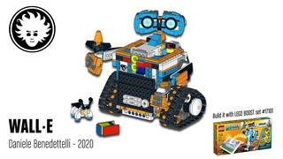 LEGO BOOST WALL-E