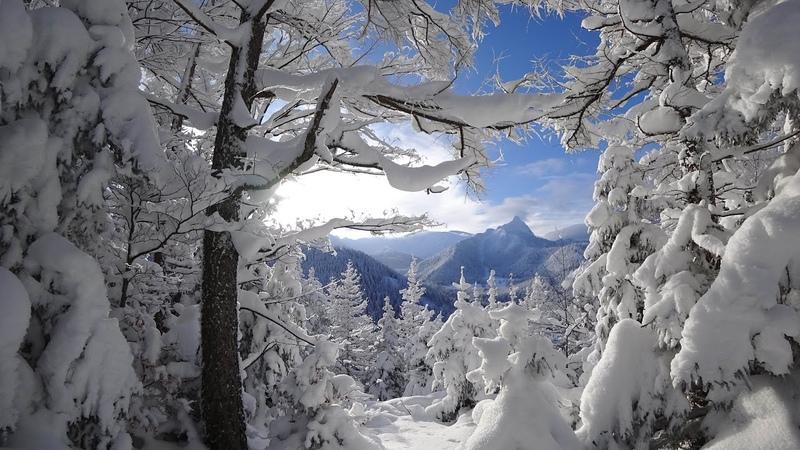 Zimowe Tatry Polska