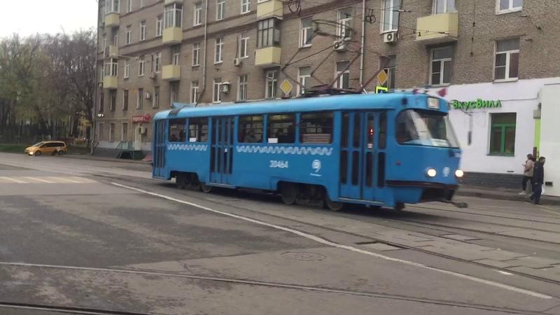 Проект Трамвайное 1 сезон 8 серия МТТЧ на маршруте 20 и обзор ТРЗ на Волочаевской улице