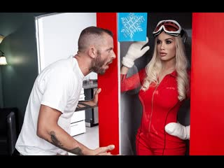 Brazzers all dolled up the birthday present victoria june & scott nails