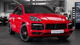 2020 PORSCHE CAYENNE GTS COUPÉ   new Cayenne GTS   460 HP / 620 NM