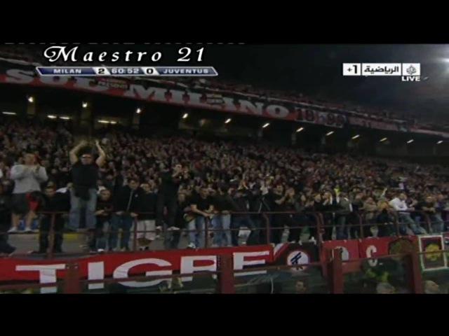 Favalli Last Match with Milan Goodbye 15 5 2010