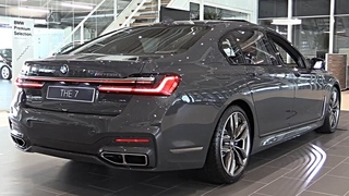 The 2020 BMW M760LI And The Mercedes S65 AMG Are The Ultimate Luxury Sedans - V12 SOUND FULL REVIEW