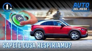 L'AUTO ELETTRICA NON BASTA | Il problema della CO2 (l'approccio della MAZDA MX-30)
