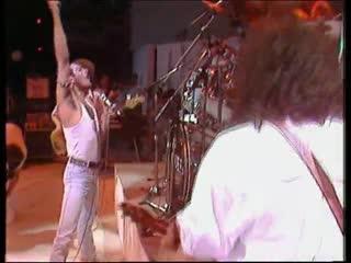 Queen - Феерическое выступление на Live Aid (Последний концерт с Фреди Меркьюри)