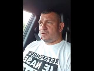 Ak neprestanete bude občianska V*** Dobré ráno Guma minister vojačik  Marek Šoun  Live - Naživo