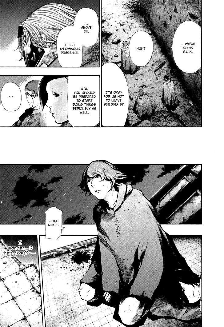 Tokyo Ghoul, Vol.8 Chapter 74 Indomitable, image #13