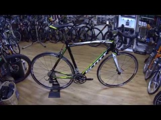 FIRST LOOK! 2014 Scott - CR1 10 (Damian Harris Cycles)