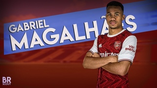 Gabriel Magalhães - Welcome To Arsenal? - 2019/20ᴴᴰ