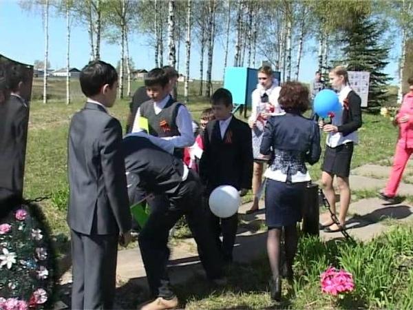 Семьяны День Победы Бессмертный полк