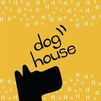 Логотип Пёсокафе Dog House