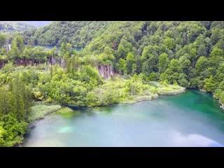 Croatias amazing plivitce (best from drone!)