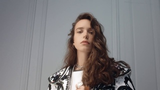 Stacy Martin and Marina Foïs in the Women's Fall-Winter 2020 Campaign   LOUIS VUITTON