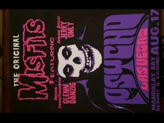 The Misfits - Psycho Las Vegas - Astro-Zombies