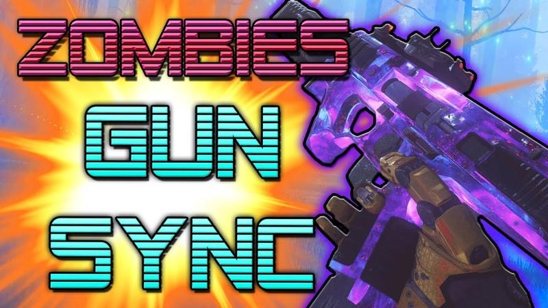 ♪PAREIDOLIA♪ ~ Elena Siegman Gun Sync (Call of Duty Zombies Lyric Music Video)