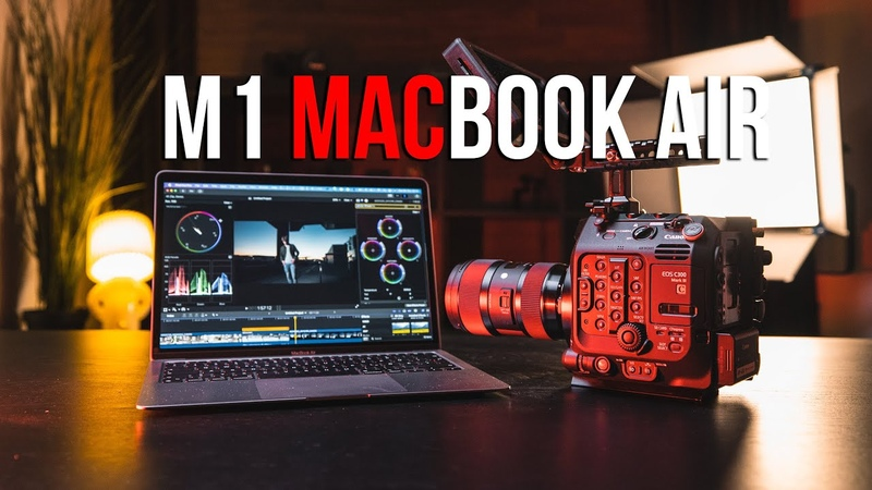 M1 Macbook Air for serious video editing Can it handle Canon Raw