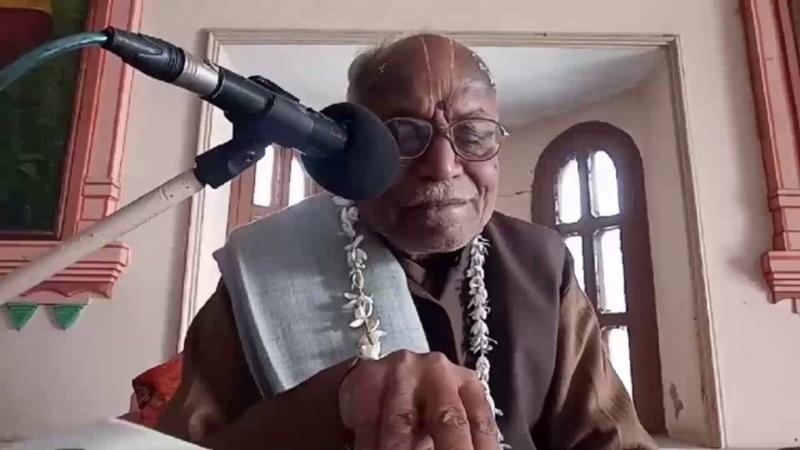 2020-02-10 श्रीमद भगवद गीता ७.१३-१५ - Srimad Bhagavad Gita 7.13-15