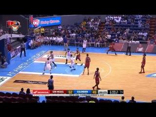 Columbian vs San Miguel [Commissioners CUP JUNE 6] 2Q