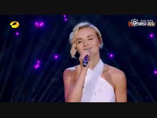 Полина Гагарина снова стала лучшей в очередном туре телешоу Singer