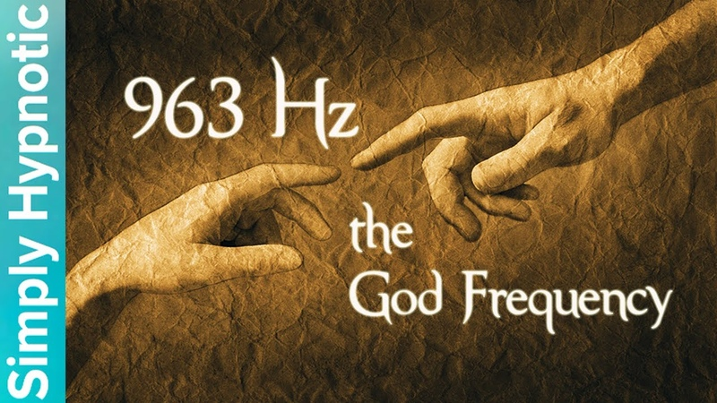 🎧 963 Hz The God Frequency Ask the Universe Receive Manifest Desires