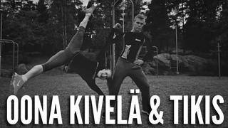 Oona Kivelä - Female Street Workout World Champion feat TIKIS