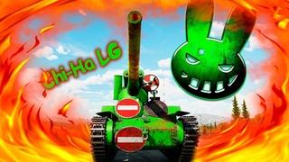War Thunder (Стрим #243) Chi-Ha LG