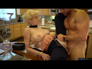 [SEX BATTLE] Porn Fidelity - Skye Blue - Clear Skies  1080p Порно, Big Tits sex milf