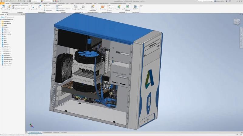 Как автоматически создать и экспортировать развертку DXF из Inventor на раскрой