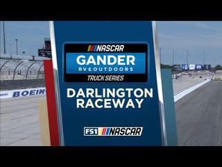2020 NASCAR Gander Outdoors Truck Series - Round 15 - Darlington 200