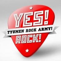 Логотип Yes! Rock! - Tyumen Rock Army!